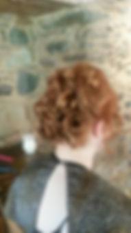 wedding hair trossachs,hairdressing,colour,cuts,foils,bleach,callander,