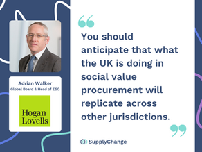 The Social Value Model: How to take advantage of a £284 billion opportunity