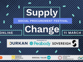 The First Social Procurement Festival