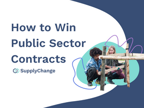 How to Win Public Sector Contracts