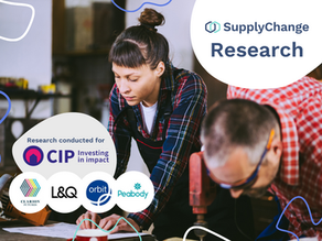 Using data analysis to support social procurement: a review of housing association supply chains