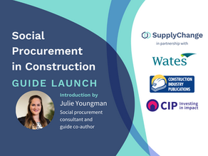 Introducing the Social Procurement in Construction Guide