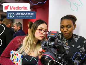 Mediorite: Providing young Londoners with opportunities in media