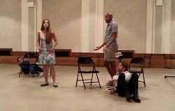 Le Nozze di Figaro (rehearsal)