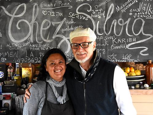 Chez Silvia Suite Bistró Cabañas