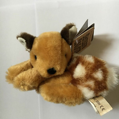 Living Nature Beanie Deer Toy