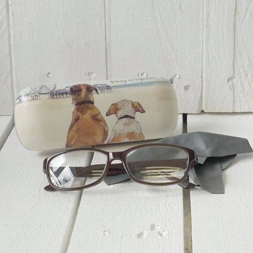 Grow Old Together - Glasses Case