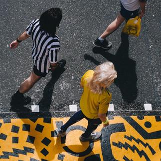 PopUp-Konzept öffentlicher Raum Smarter Stadtspaziergang