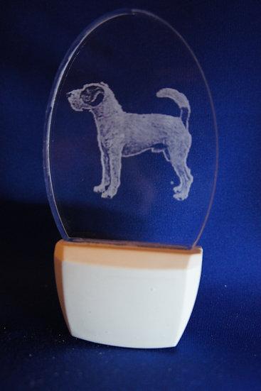 Parsons Terrier Night Light