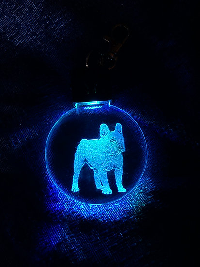 color changing keychains