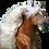 Thumbnail: Gypsy horse head Night Light