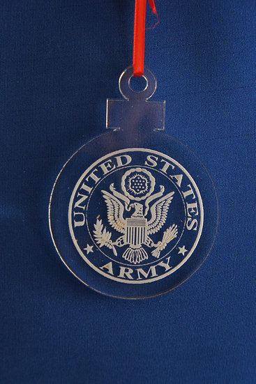 Any Military or Service Branch ornament