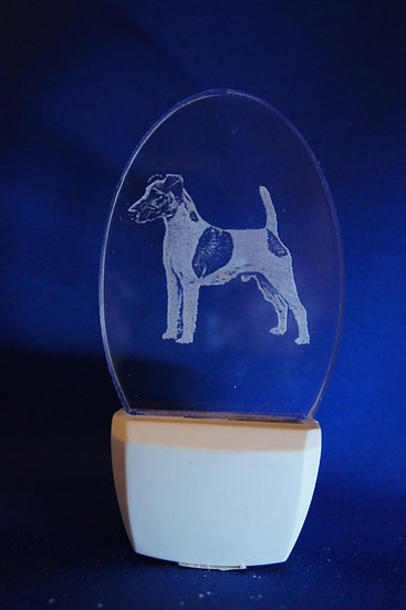 Smooth Fox Terrier Night Light
