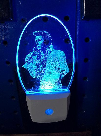 Elvis night light