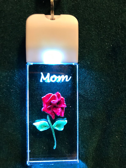 Any Design Lighted keychains (almost any night light design)