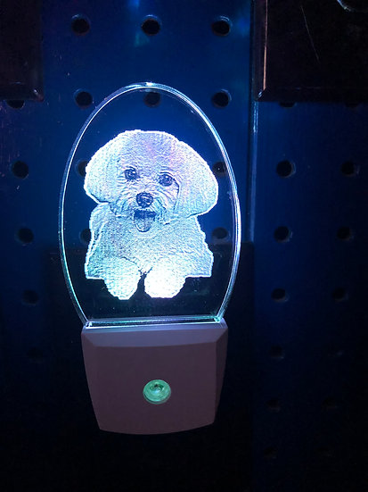 Maltese Night Light