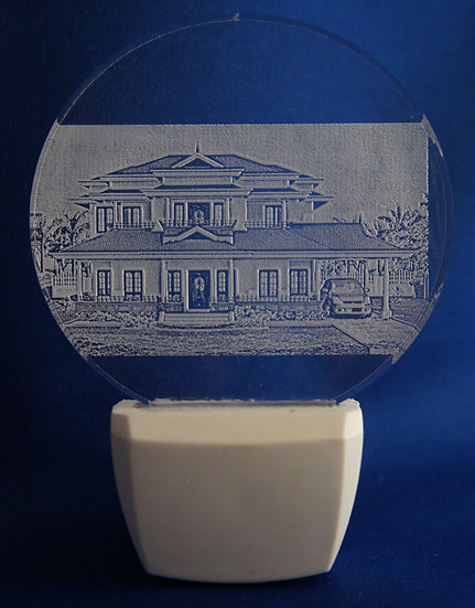 House picture Night Light