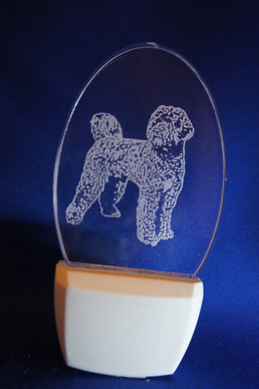 Portuguese Water Dog Night Light
