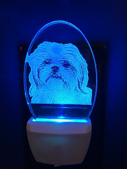 Shih Tzu Night Light