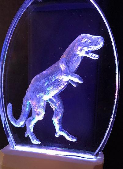 T Rex Night Light