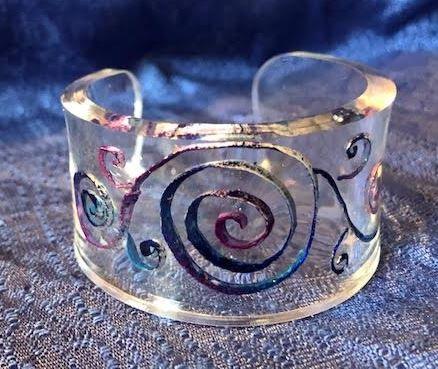 Spiral design Bracelet