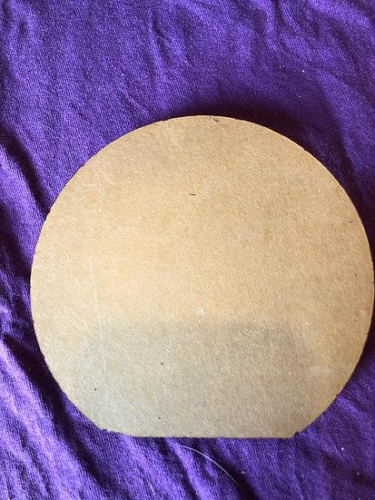 7 inch circle