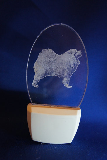 Samoyed body Night Light