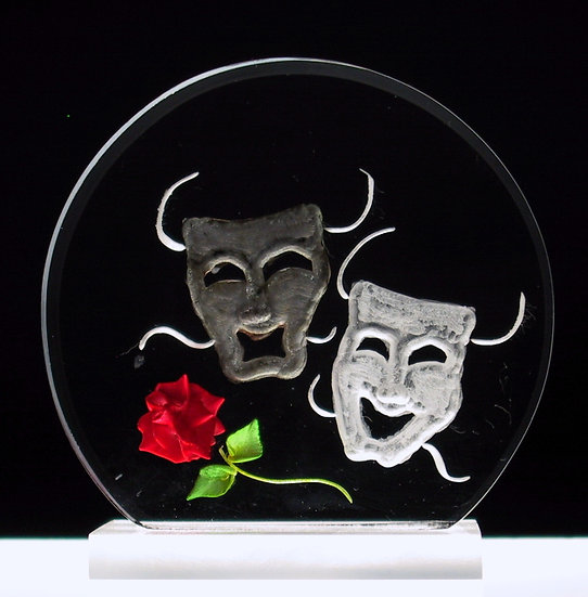 Comedy/ Tragedy Masks