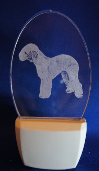 Bedlington Terrier Hound Night Light