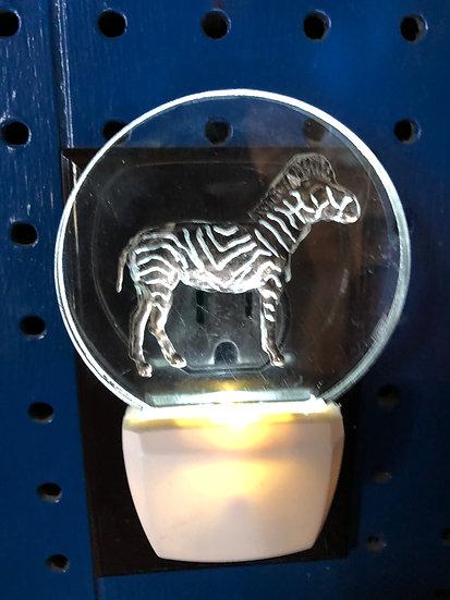 zebra night light