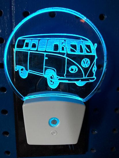 VW BUS Night Light