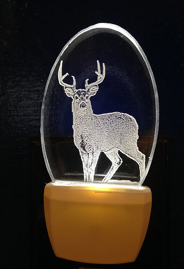 Buck deer Night Light