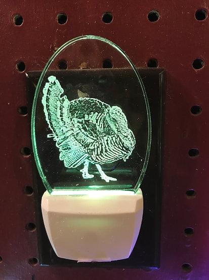 Turkey Night Light