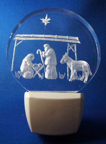 Manger night light