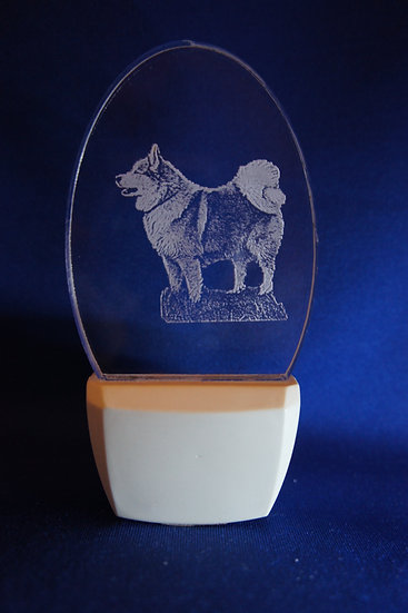 Icelandic Sheepdog Night Light