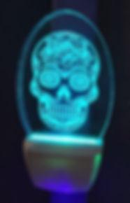 sugar skull blue.JPG