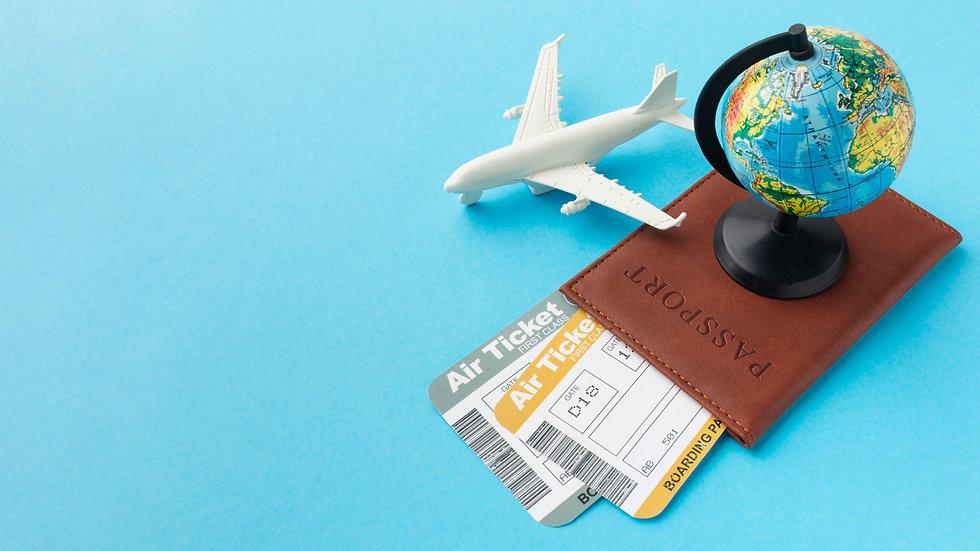 high-angle-passport-tickets-arrangement.