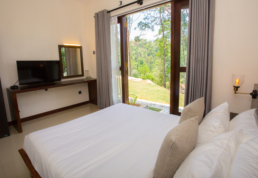 Deluxe Rooms equipped with the comforts of luxury