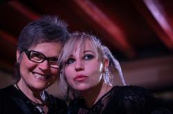 con Masha Mysmane