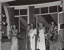 1973 con Mia Martini tour Expo 80 &