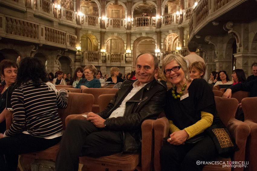 Convegno AICI 2014 con Franco Fussi
