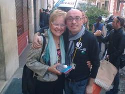 con Albert Hera