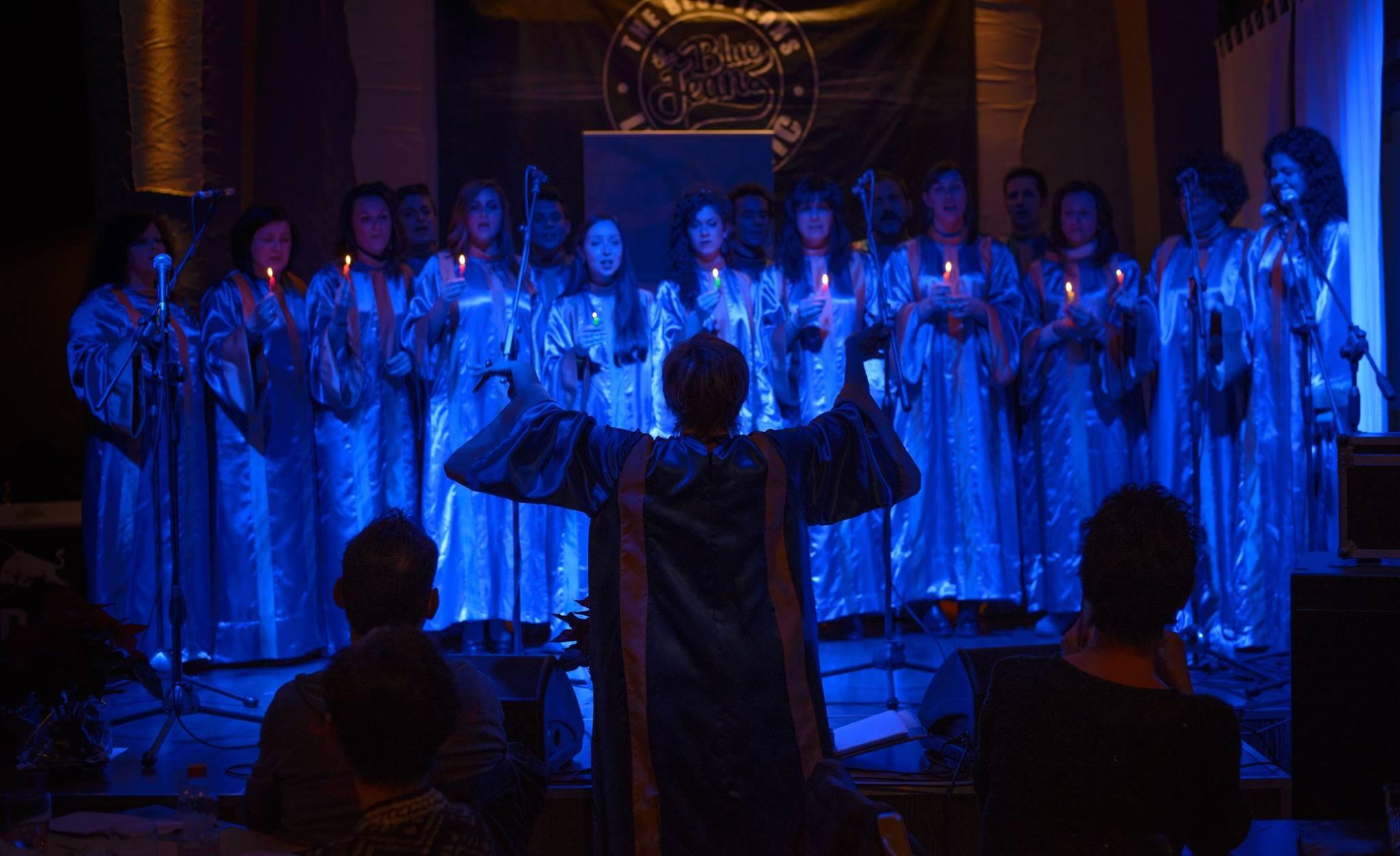 Natale Party 2015 con coro