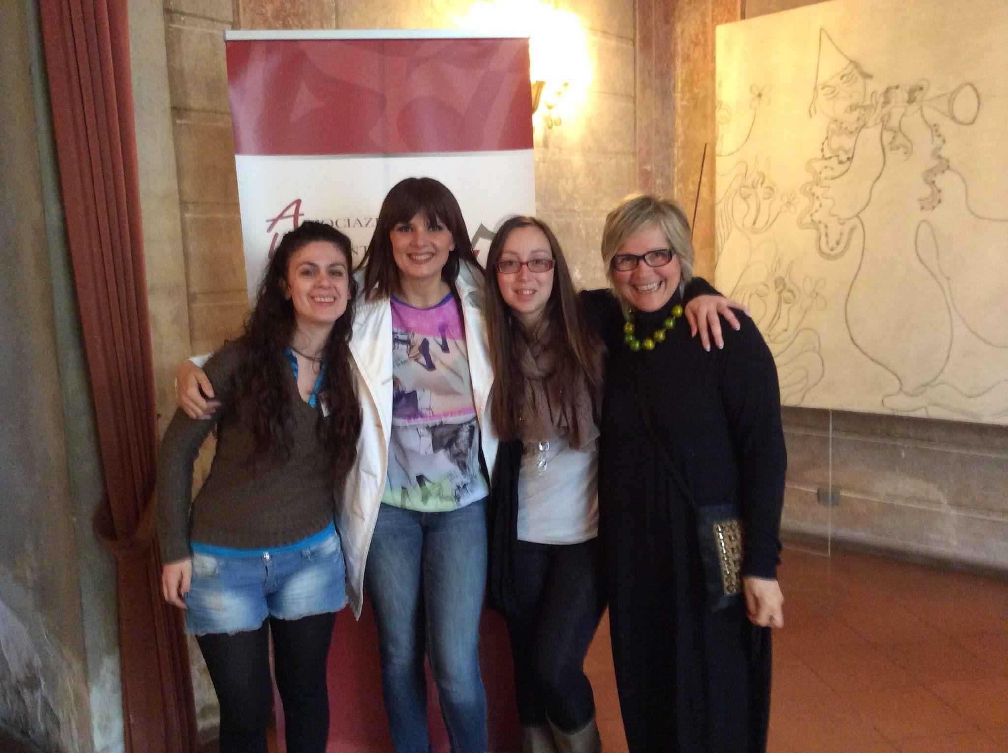 Convegno AICI 2014 Silvia Mezzanotte