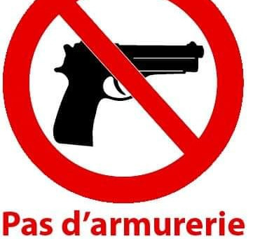 Armurerie non !