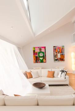 Contemporary interior design Cotswolds