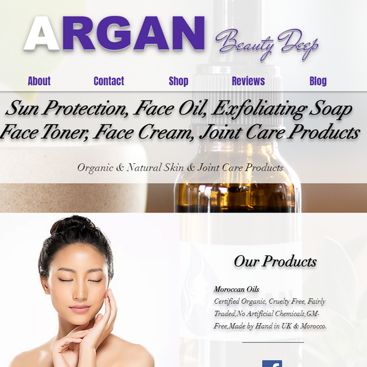 argan beautydeep