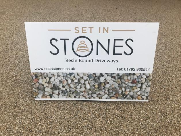 Set in Stones Board