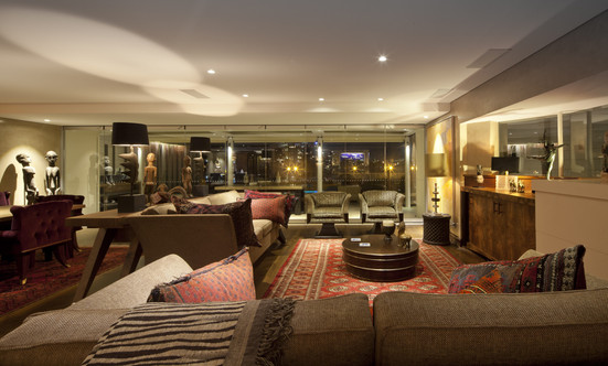 luxury interior design in the Cotswolds