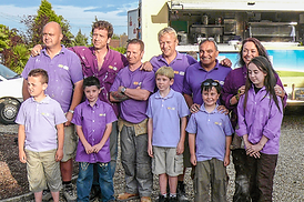 DIY SOS featuring Claire Rendall